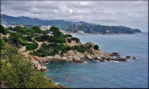 Zdjecie HISZPANIA / Katalonia / Lloret de Mar / Wybrzeża Lloret