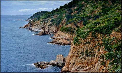 Zdjecie HISZPANIA / Katalonia / Tossa de Mar / Widoki w Tossa de Mar