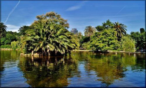Zdjęcie HISZPANIA / Katalonia / Barcelona / Park de la Ciutadella