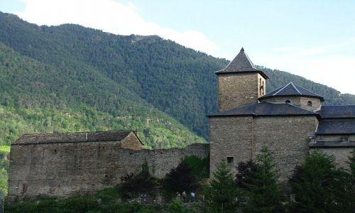 Zdjęcie HISZPANIA / Aragonia / Torla / pirenejska wioska