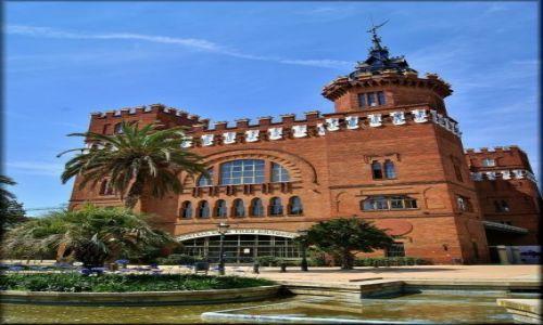Zdjecie HISZPANIA / Katalonia / Barcelona - Castell del Tres Dragons / Pałac Trzech Smoków