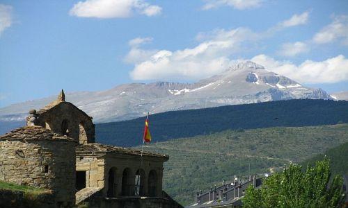 Zdjęcie HISZPANIA / Aragonia / Jaca / cytadela