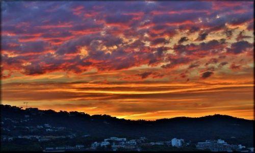 HISZPANIA / Katalonia / Lloret de Mar / O godz. 4.oo  w Lloret de Mar