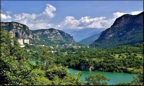 Zdjecie HISZPANIA / Katalonia / droga z Lloret de Mar do Andory / W drodze do Andory