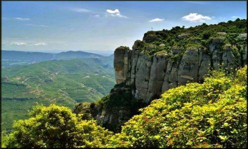 Zdjęcie HISZPANIA / Katalonia / Montserrat / Montserrat