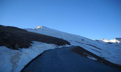 Zdjecie HISZPANIA / Sierra Nevada / Pico Veleta / Pico Veleta - wschód 2