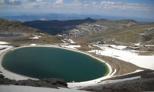Zdjecie HISZPANIA / Sierra Nevada / Pico Veleta / Sierra Nevada