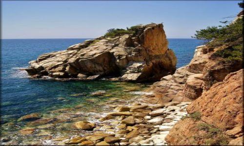 HISZPANIA / Katalonia / Blanes - okolice / Wybrze�a Costa Brava
