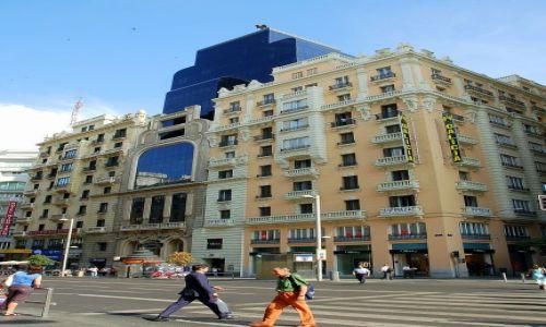 Zdjęcie HISZPANIA / Kastylia / Madryt / Gran Via.