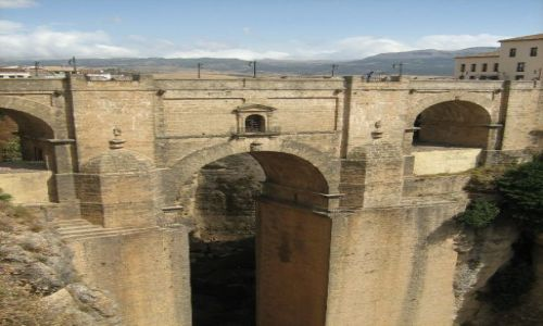 Zdjecie HISZPANIA / Andaluzja / Ronda  / Puente Nuevo
