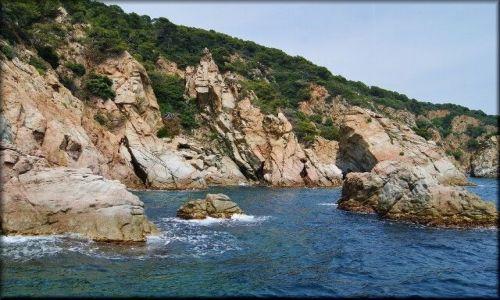 Zdjęcie HISZPANIA / Katalonia / Costa Brava / Wybrzeża Costa Brava