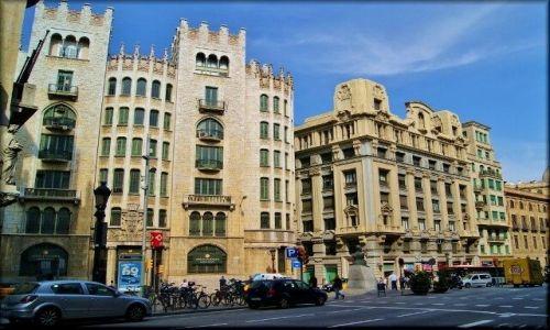 Zdjęcie HISZPANIA / Katalonia / Barcelona / Barcelona - centrum