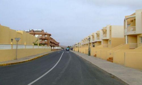Zdjęcie HISZPANIA / Fuerteventura / Caleta de Fustes / Gdzie są Palmy