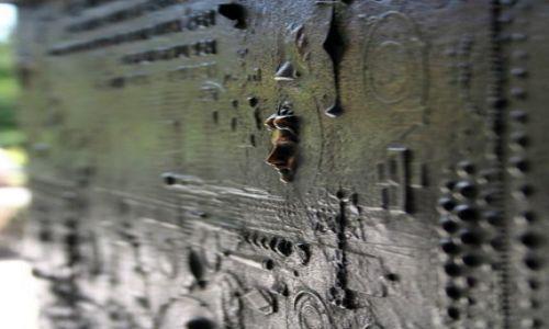 Zdjecie HISZPANIA / Catalonia / Barcelona/Sagrada Familia / drzwi w Sagrada Familia