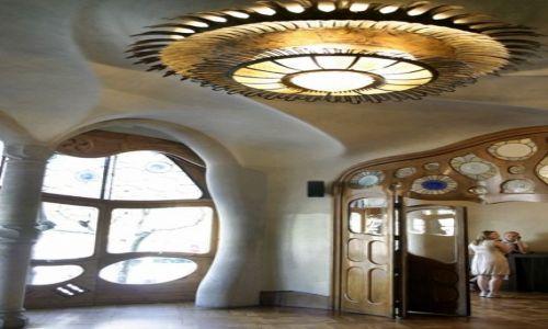 Zdjęcie HISZPANIA / Catalonia / Barcelona/Casa Batllo / Casa Batlo/Gaudi