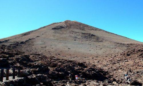 Zdjęcie HISZPANIA / -Wyspy Kanaryjskie / Teneryfa / Wullkan El Teide