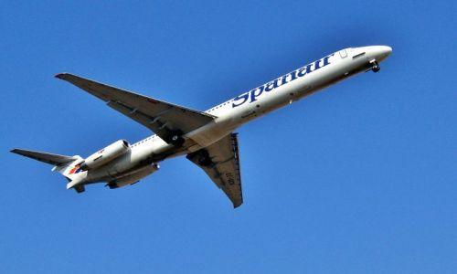 Zdjęcie HISZPANIA / Majorka / Can Pastilla / Samoloty świata nad Majorką