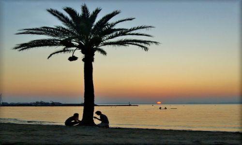 Zdjęcie HISZPANIA / Majorka / El Arenal / Romantycznie