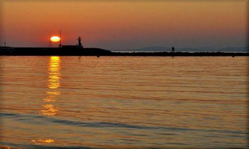 Zdjęcie HISZPANIA / Majorka / El Arenal / Dobranoc słońce