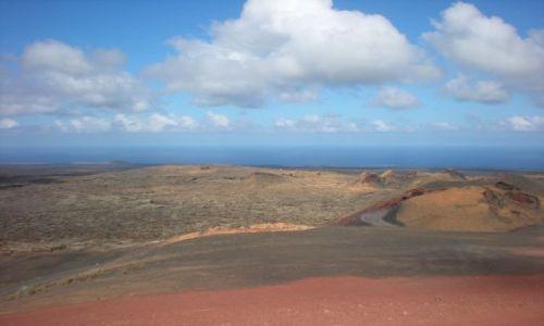Zdjecie HISZPANIA / Wyspy Kanaryjskie / Lanzarote / Park Narodowy T