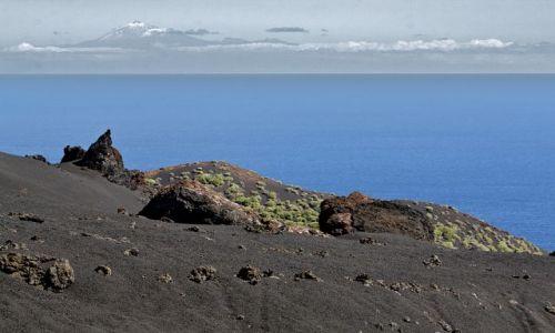 Zdjecie HISZPANIA / La Palma/Wyspy Kanaryjskie / pld kraniec wyspy / wulkany