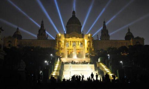 Zdjecie HISZPANIA / Katalonia / Barcelona / Pałac Narodowy