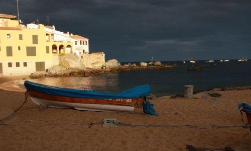 Zdjęcie HISZPANIA / Costa Brava / Calella / Calella de Palafrugell