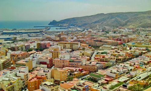 Zdjęcie HISZPANIA / Andaluzja / Almeria / W kolorowej Almerii