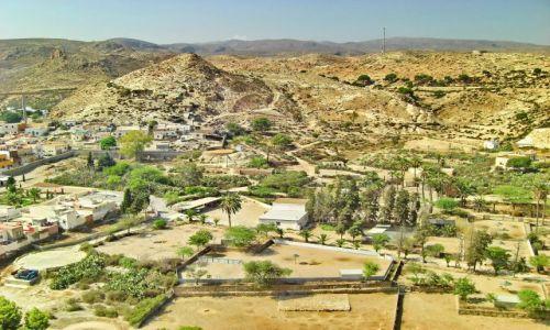 Zdjęcie HISZPANIA / Andaluzja / Almeria / Przedsionek Andaluzji z murów Alcazaby