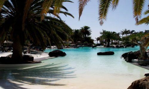 HISZPANIA / - / Costa Tequize / Wyspy Kanaryjskie -Lanzarotte
