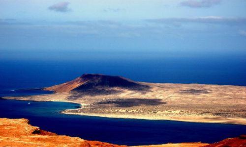 Zdjęcie HISZPANIA / - / Mirador del Rio / Wyspy Kanaryjskie -Lanzarotte