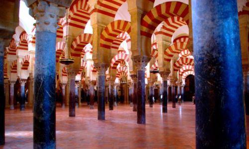 Zdjęcie HISZPANIA / Andaluzja / Kordoba / Mezquita 2