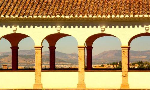 Zdjęcie HISZPANIA / Andaluzja / Granada / Alhambra