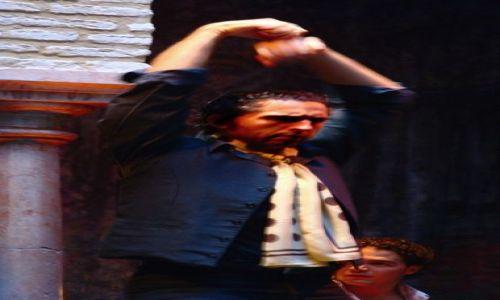 Zdj�cie HISZPANIA / Andaluzja / Sevilla / Flamenco sesja2