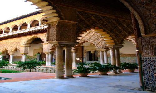 Zdj�cie HISZPANIA / Andaluzja / Sevilla / Alkazar