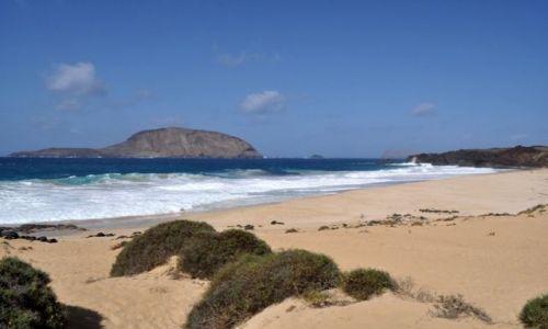 Zdjecie HISZPANIA / Wyspy Kanaryjskie / La Graciosa / Lanzarote