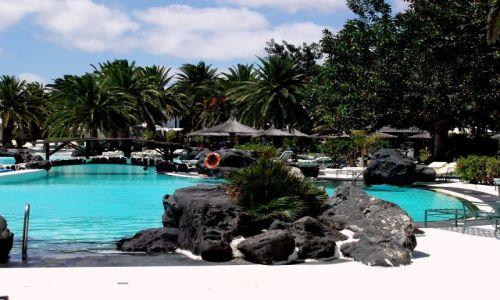Zdjecie HISZPANIA / Costa Tequise / nasz hotel / Wyspy Kanaryjskie -Lanzarotte