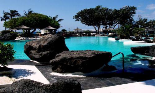 HISZPANIA / Costa Tequise / nasz hotel / Wyspy Kanaryjskie -Lanzarotte
