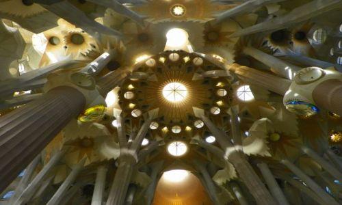 Zdjecie HISZPANIA / Barcelona / Sagrada Familia / Katedra w Barce