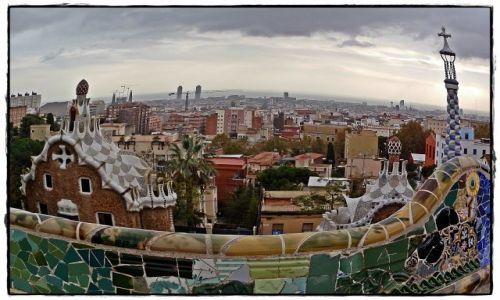 Zdjęcie HISZPANIA / Katalonia / Hiszpania / Park Guell