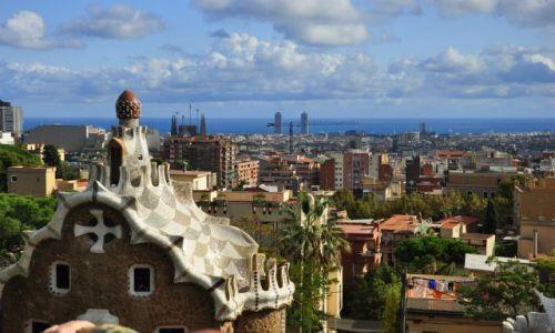 HISZPANIA / - / Barcelona / Park Guell