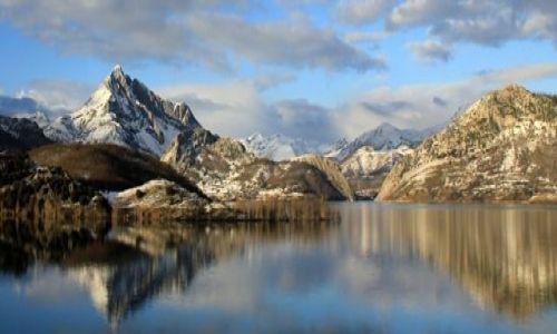 Zdjecie HISZPANIA / Castilla y León / Cordillera Cantabrica / Góry Leonu