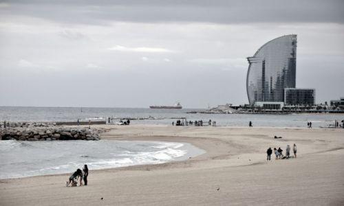 Zdjecie HISZPANIA / - / Barcelona / La playa