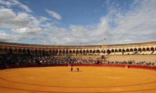 Zdjecie HISZPANIA / Andaluzja / Sevilla / Plaza de Toros