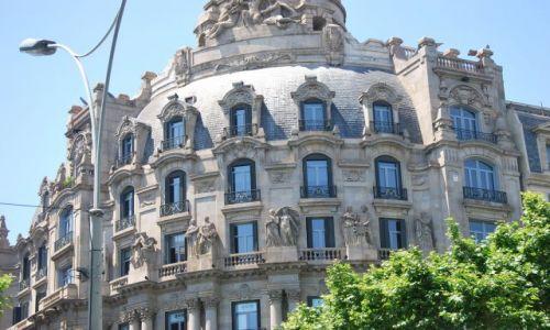 Zdjecie HISZPANIA / Katalonia / Barcelona / W centrum miasta..