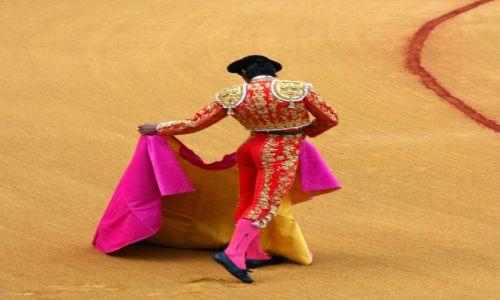 Zdj�cie HISZPANIA / Andaluzja / Sevilla / Toreador