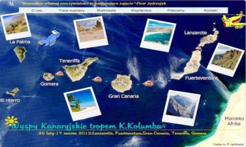 Zdj�cie HISZPANIA / - / Wyspy Kanaryjskie / Wyspy Kanaryjskie 2012 - logo