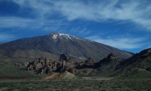 Zdjecie HISZPANIA / brak / Wyspy Kanaryjskie - Teneryfa / Wulkan Teide