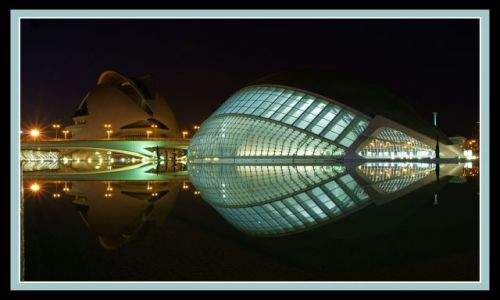 Zdjecie HISZPANIA / Valencja / Valencja / City of Arts and Science - konkurs