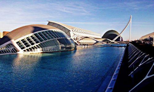 Zdjecie HISZPANIA / Walencja / Walencja / Nowoczesne muzeum sztuki nowoczesnej